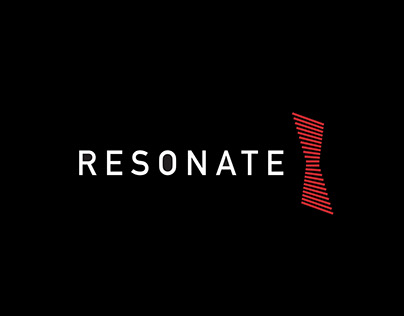Resonate Brand Identity and Website