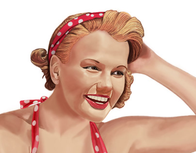 Pinup Girls (work in progress)
