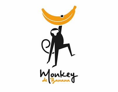 monkey de banana