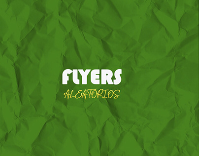 Flyers Diversos