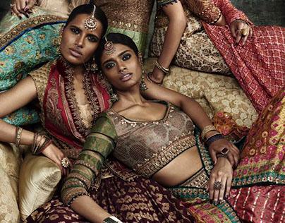 Tarun Tahiliani Bridal & Occasion Wear 2016