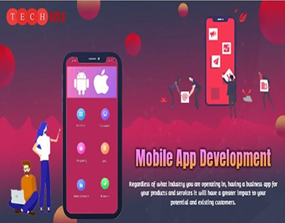 Mobile (android) Application Development- Tech ICS