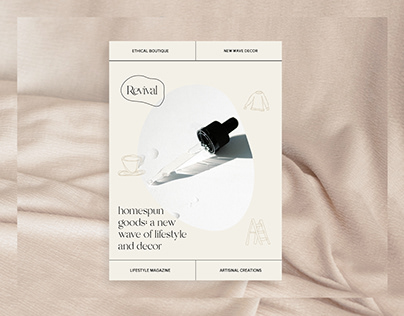 Revival; homespun goods & lifestyle magazine