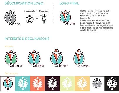 Shere - Charte Graphique