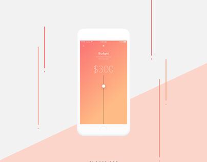 WALLET Modern Banking App UI Design