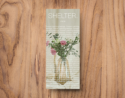 SHELTER | Branding
