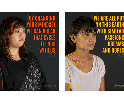 More than Meets the Eye: an Equality Campaign