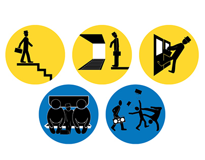 Subway Icons Project