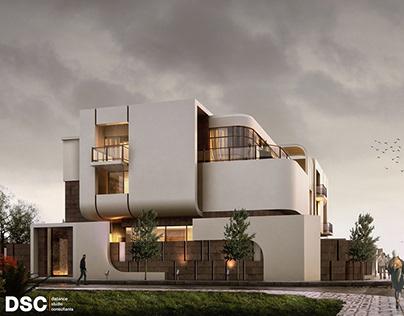 M.Lawati villa