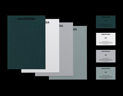 Annastasia / Branding