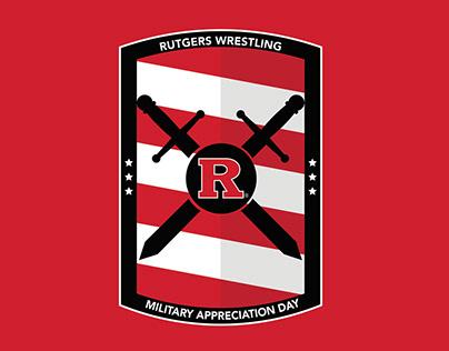 2019 Rutgers Wrestling Graphics