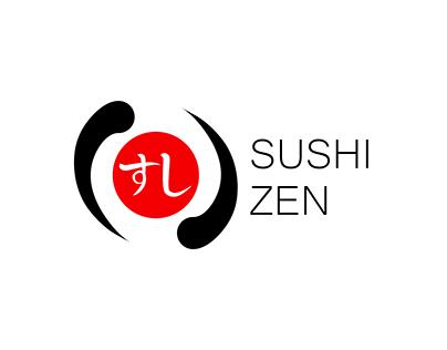 Logo Sushi Zen