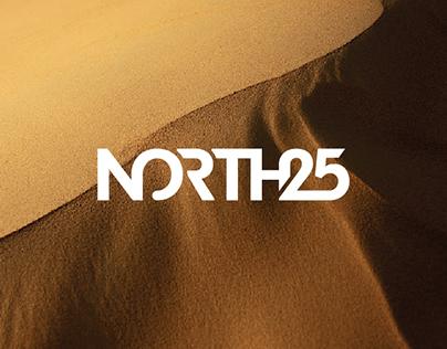 North25 Brand Identity