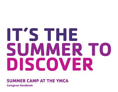 YMCA: Summer Camp Caregiver Handbook