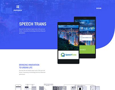 Speech Trans