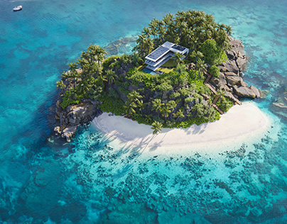 Island House [CGI]