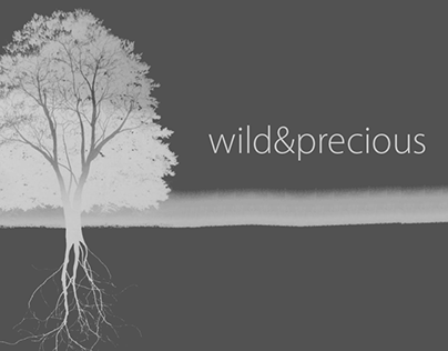 caderno experimental wild&precious