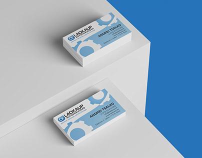 Business card - Laokaup