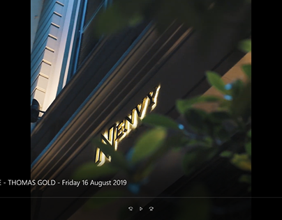 🎬 - THOMAS GOLD -Envy Clup - Top DJ