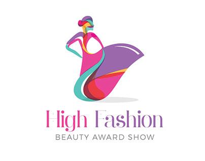 High Fashion Logo design