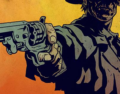 Hard West Comic Book