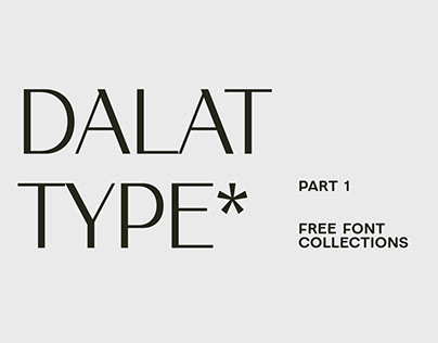 Dalat Type Collections 1