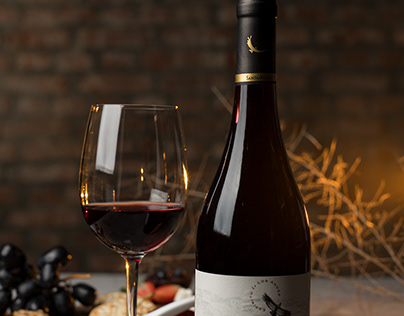 Wines by VS product styling with Malaka Mp