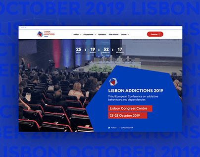 Lisbon Addiction 2019 Conference