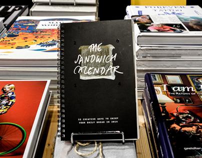 The Sandwich Calendar (2014)