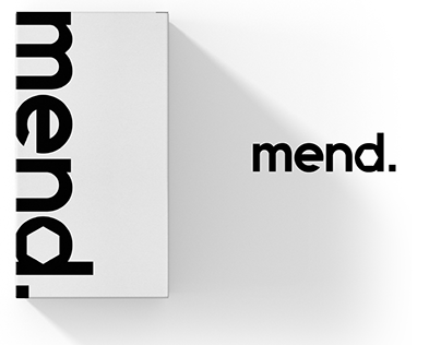 mend - Brand Design