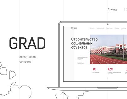 GRAD | Construction Company