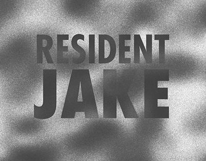 Resident Jake Instagram Narrative