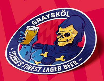 Graysköl Beer