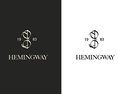 "Logo Design for Publishing Company ""Hemingway"""