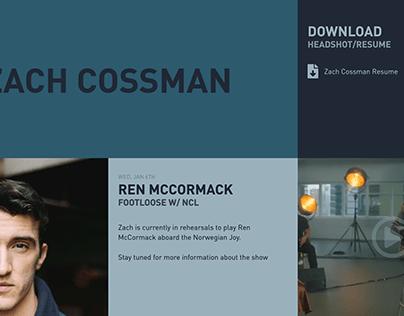 Zach Cossman V4