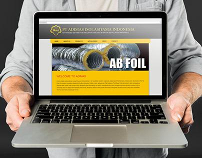 PT Adimas Website