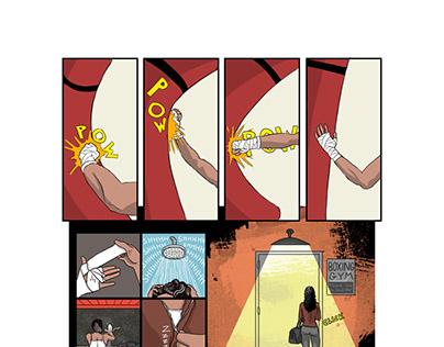 Comic Short Story