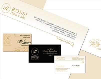 Rossi hotel corporative style