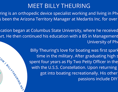 Meet Billy Theuring
