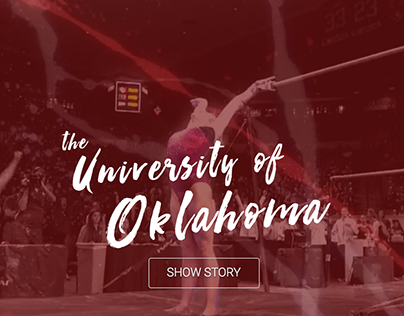 University of Oklahoma - Redesign Concept