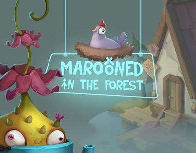 Marooned in the forest
