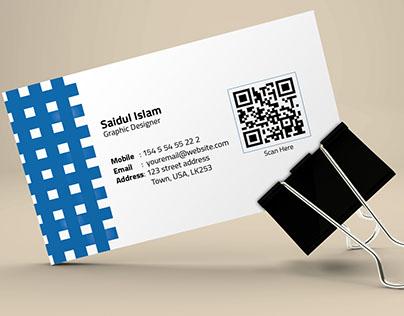 Creative Business card Template (Free)