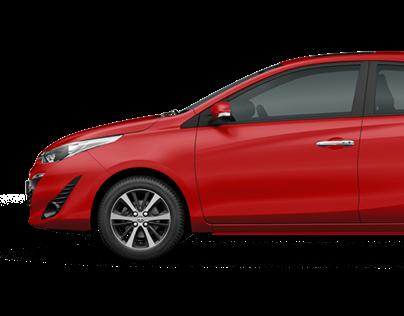 Mobile Interactive : Toyota Yaris