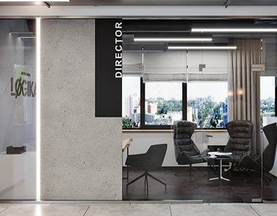visualization of the Office виз. офиса