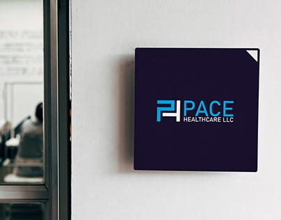 Pace HealthCare LLC Logo Design