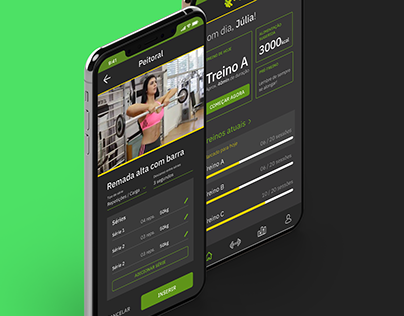 Gymmind /// Gym App