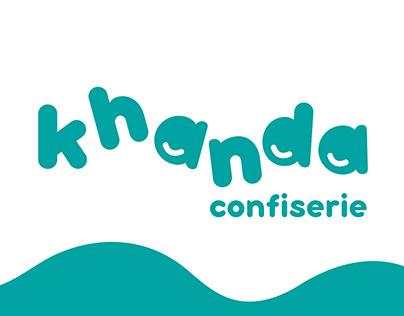 Khanda - Branding