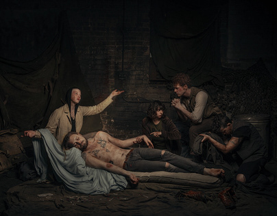 Renaissance Series : The Lamentation of Christ