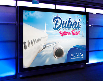Meclay Annual Awards Dubai Return Ticket