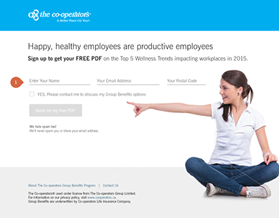 The Co-operators Group Benefits Program